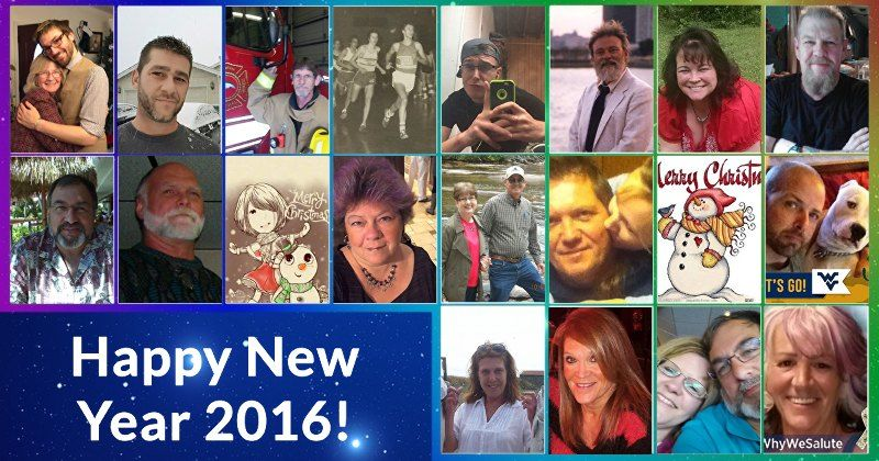 Create your New Year's Mosaic with 20 friends!