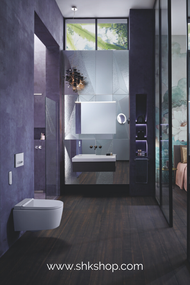 Geberit Aquaclean Sela Neu Wc Komplettanlage Wand Wc 146220 In 2020 Bad Inspiration Wc Mit Dusche Und Badezimmer Trends