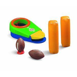 Cutler new football launcher