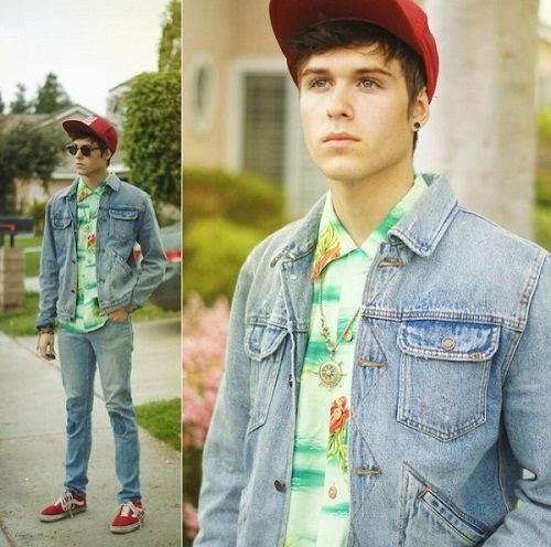 cool outfits for teenage guys   Modern Fashion Styles   men ...