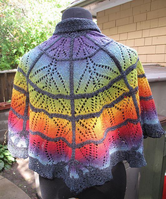 Ravelry: Strasbourg Shawl pattern by Annie Modesitt | Knitting ...