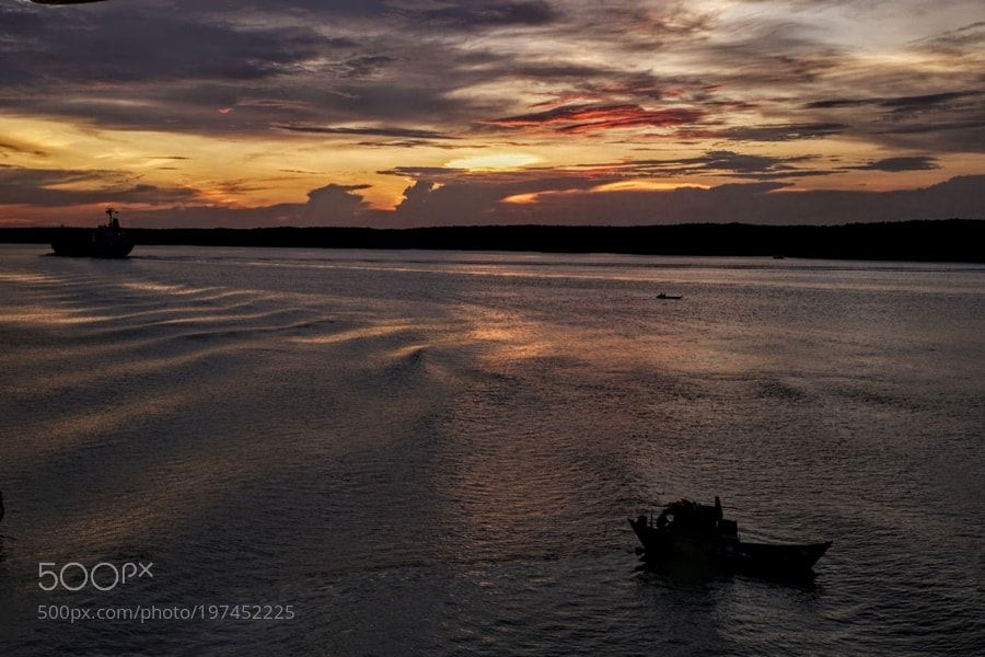 Popular on 500px : Sunset by NORMANTAM168