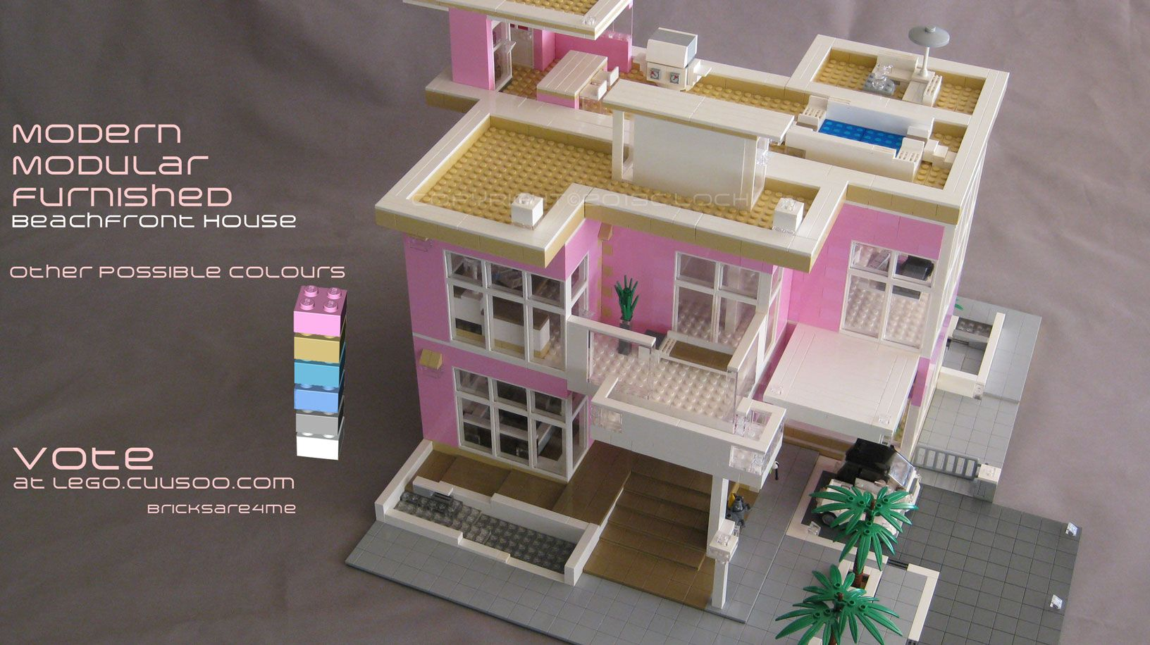 Milestoneth Supporter On January Th  Help Me Get To - Lego house interior