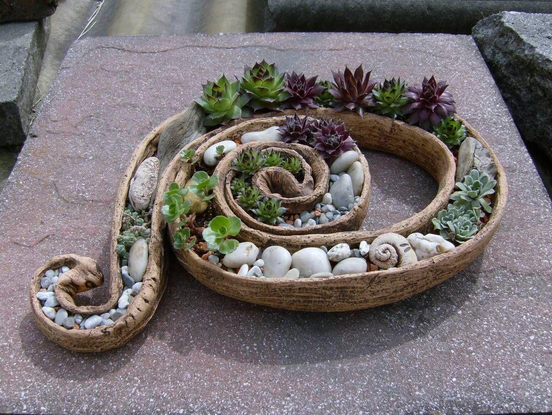 Wie kann ich meinen Garten auch im Winter schön herrichten? #wintergardening