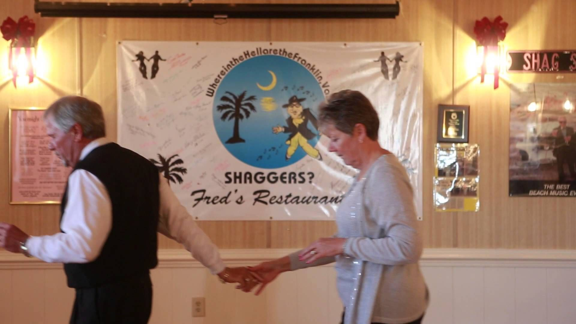 How to dance the Carolina Shag