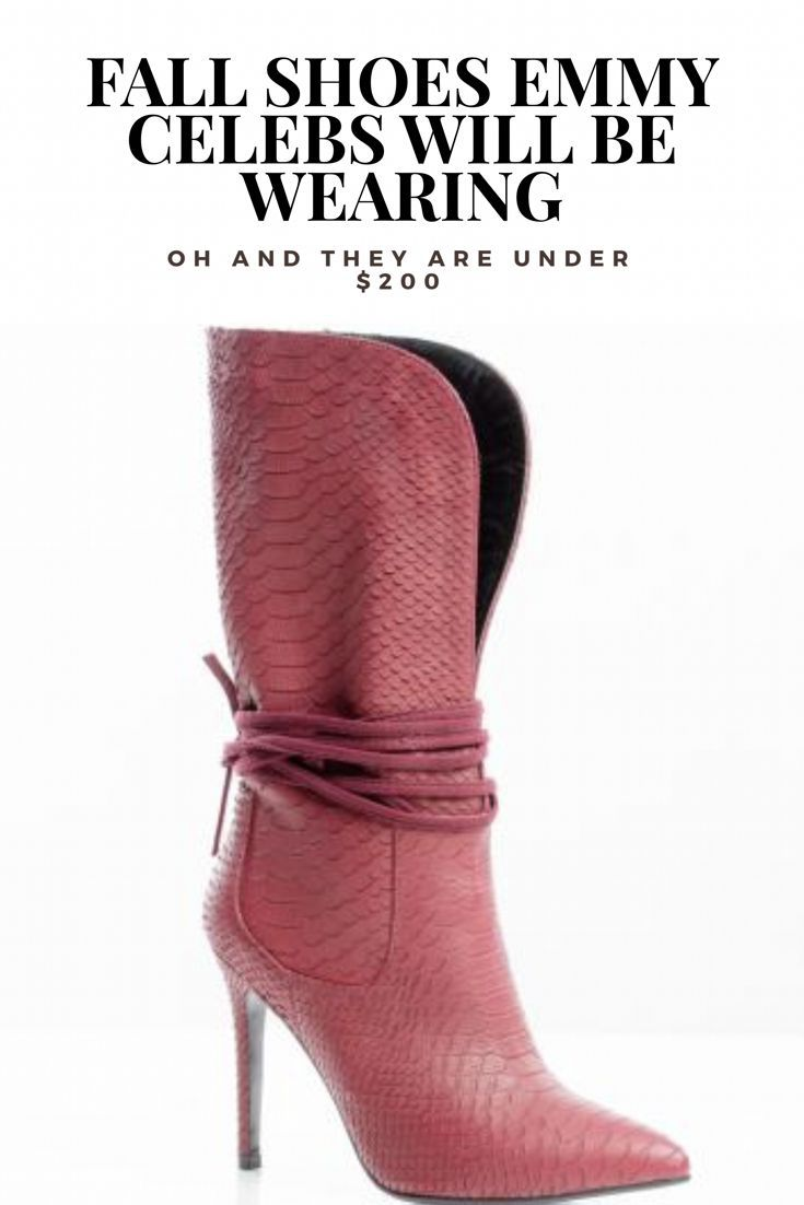 a30636f1eb9520 Your Must Have Fall Shoe Every Emmy Celeb Will Be Wearing ...