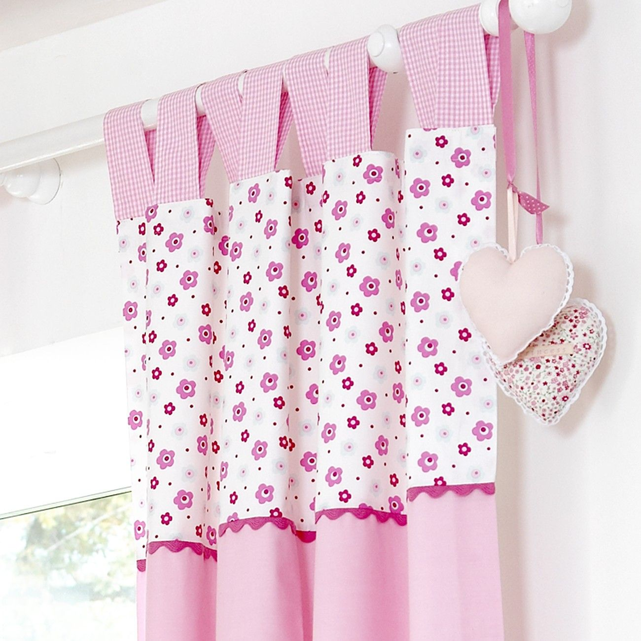 curtain for lining girl blush bedroom walmart size sheer with nursery baby blackout target full hot of pink curtains
