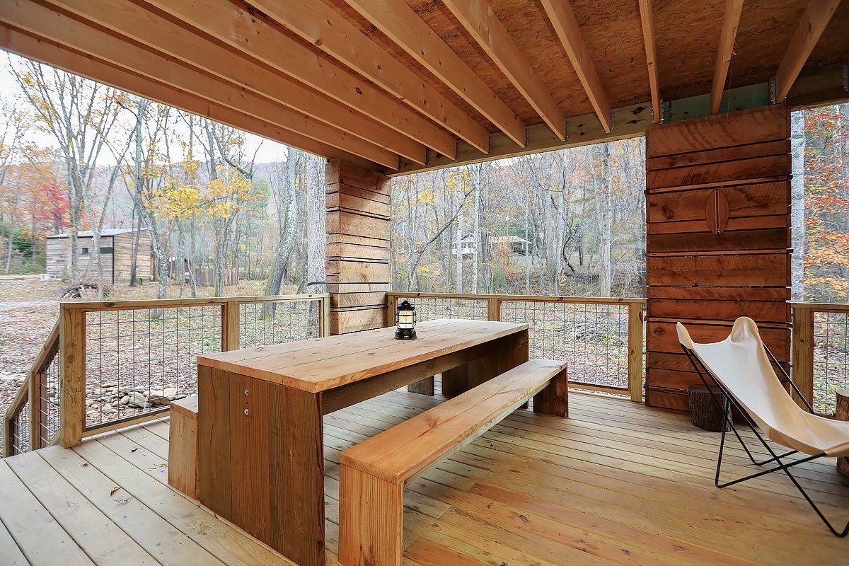 Cabin rentals a door to the wild shope creek family