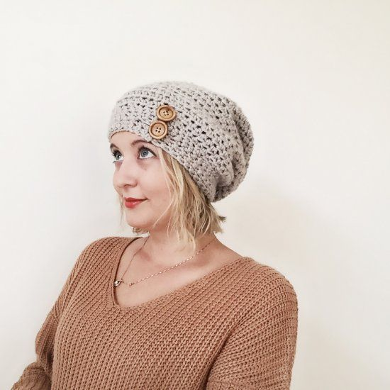 Make This Simple Slouchy Beanie In An Afternoon Free Pattern By