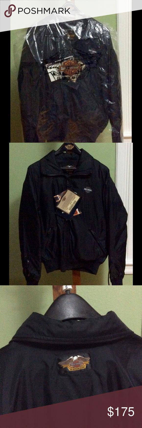 Stupendous Mens Harley Davidson Heated Jacket Liner Size S Mens Black Harley Wiring Digital Resources Operbouhousnl