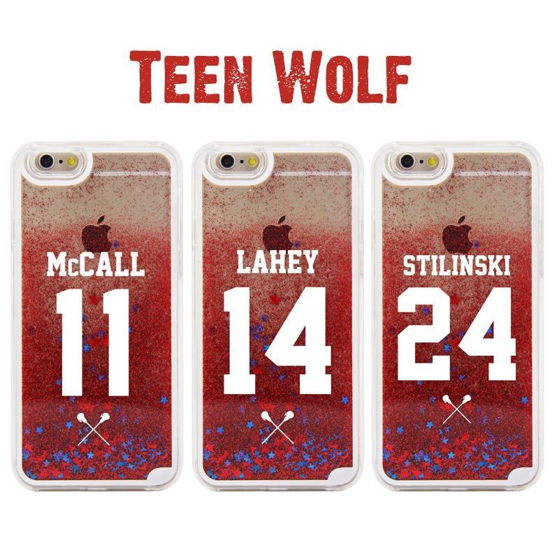 Пин на доске Teen Wolf Phone Cases