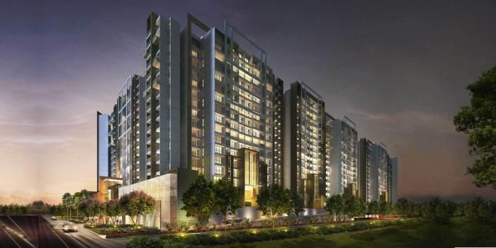 Sheth Vasant Oasis Built By Sheth Developers Ltd 6 Units 1 2 3 Bhk Apartments For Sale In Andheri East Mumbai Tak Hydroponics System Aquaponics Hydroponics