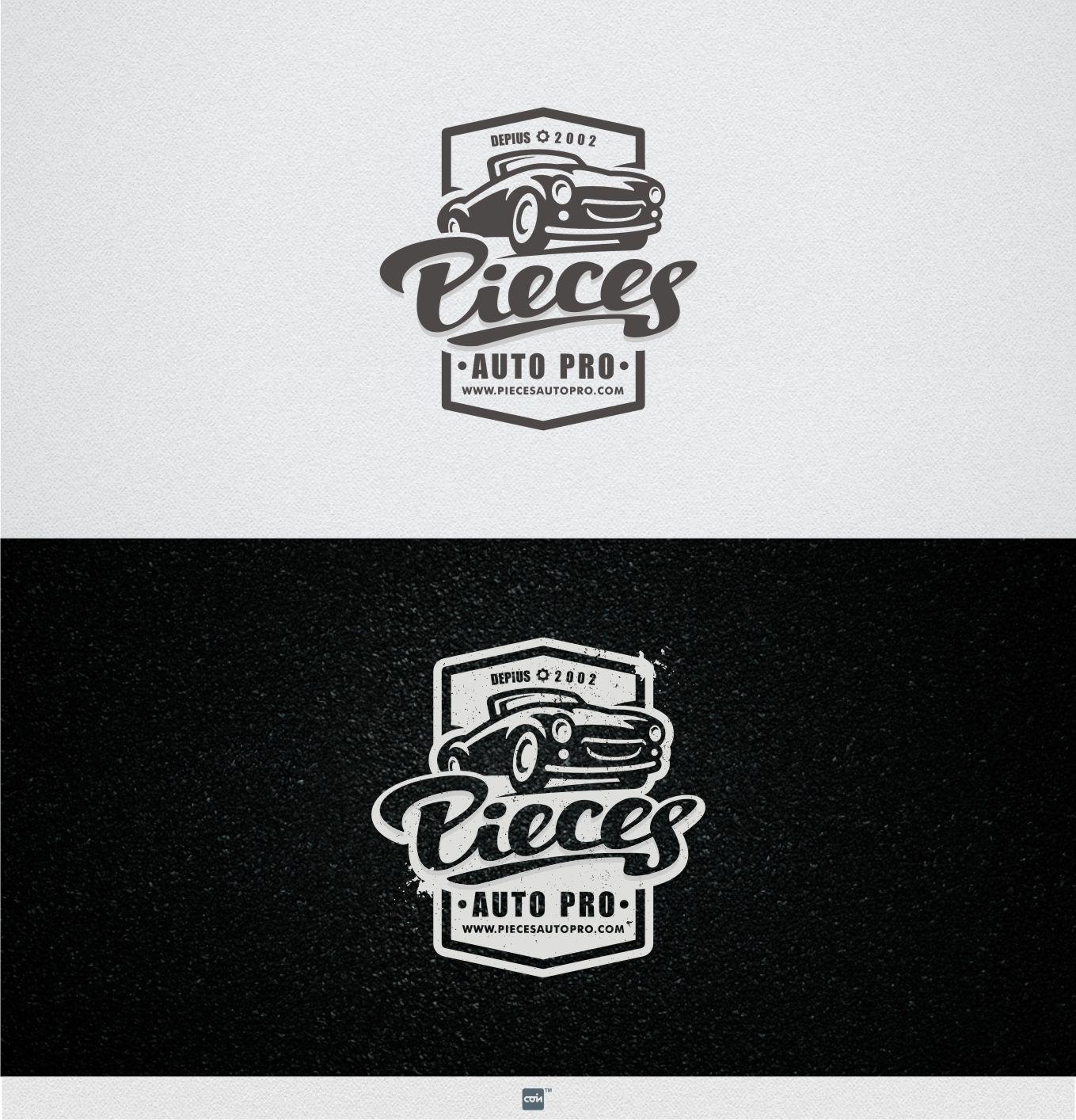 logo design by coin™ potd99 01 22 2013 cars cursive