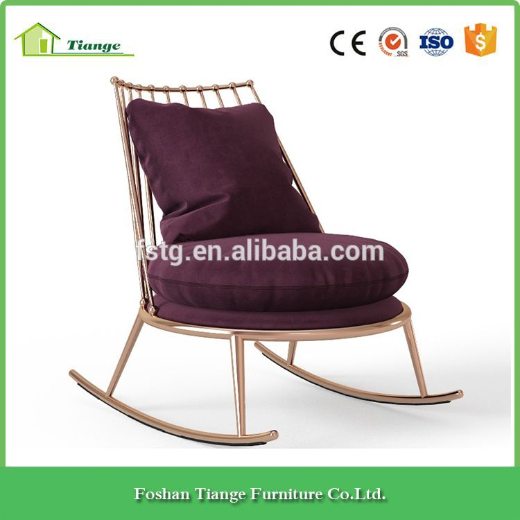 Copy Designer Furniture replica designer furniture gold stainless steel frame aurora