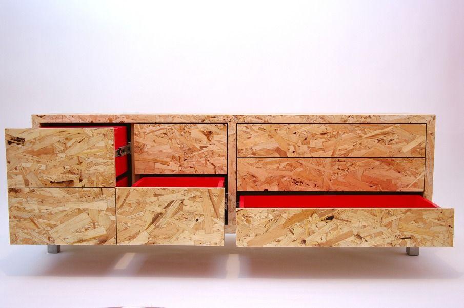 Xxl L Autre Atelier Ebeniste A Montreal Osb Furniture Wood Art Design Wood Art