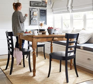 Stephens Dining Table Pottery Barn Dining Room Small Dining