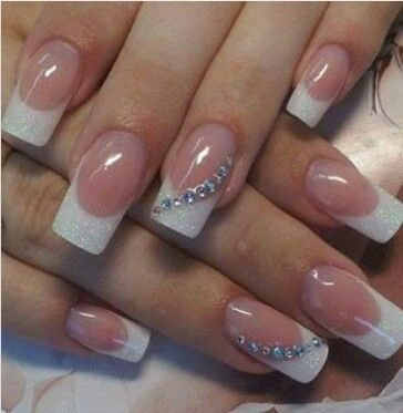 Pin by Mackenzie Booth on Beauty   Pinterest   Spring nails, Black ...