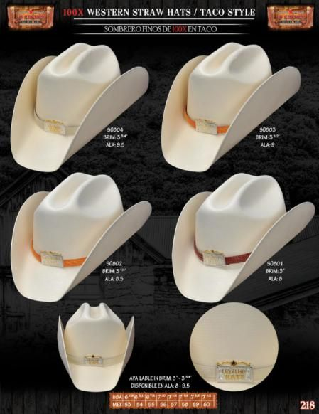 A  natural 100x  Taco style western  cowboy straw  hats. Only  55 b41fbd7b6e47