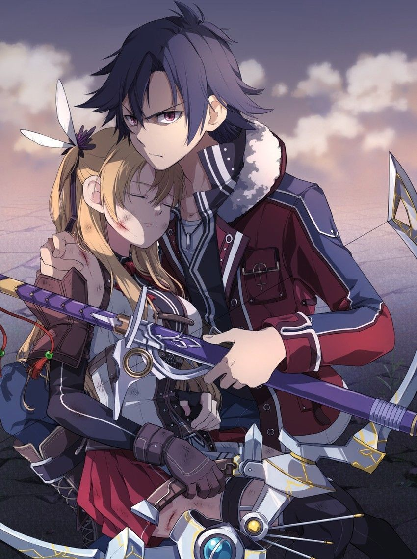 Pin By Joshua Dishon On Legends Of Heros Trails Of Cold Steel The Legend Of Heroes Anime Art Girl