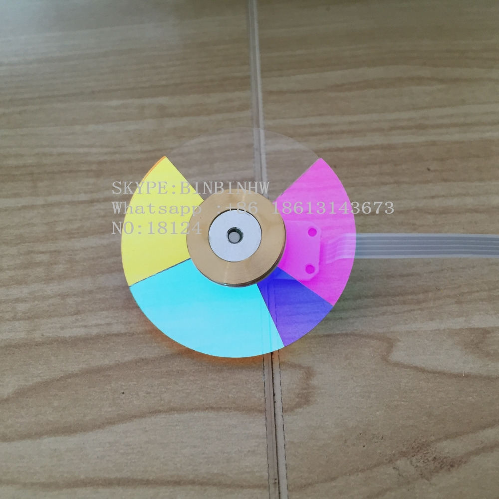 53.20$  Watch now - http://alinz8.shopchina.info/go.php?t=32665212926 - brand new Original Projector Color Wheel for Optoma PW730 wheel color 53.20$ #magazineonlinebeautiful