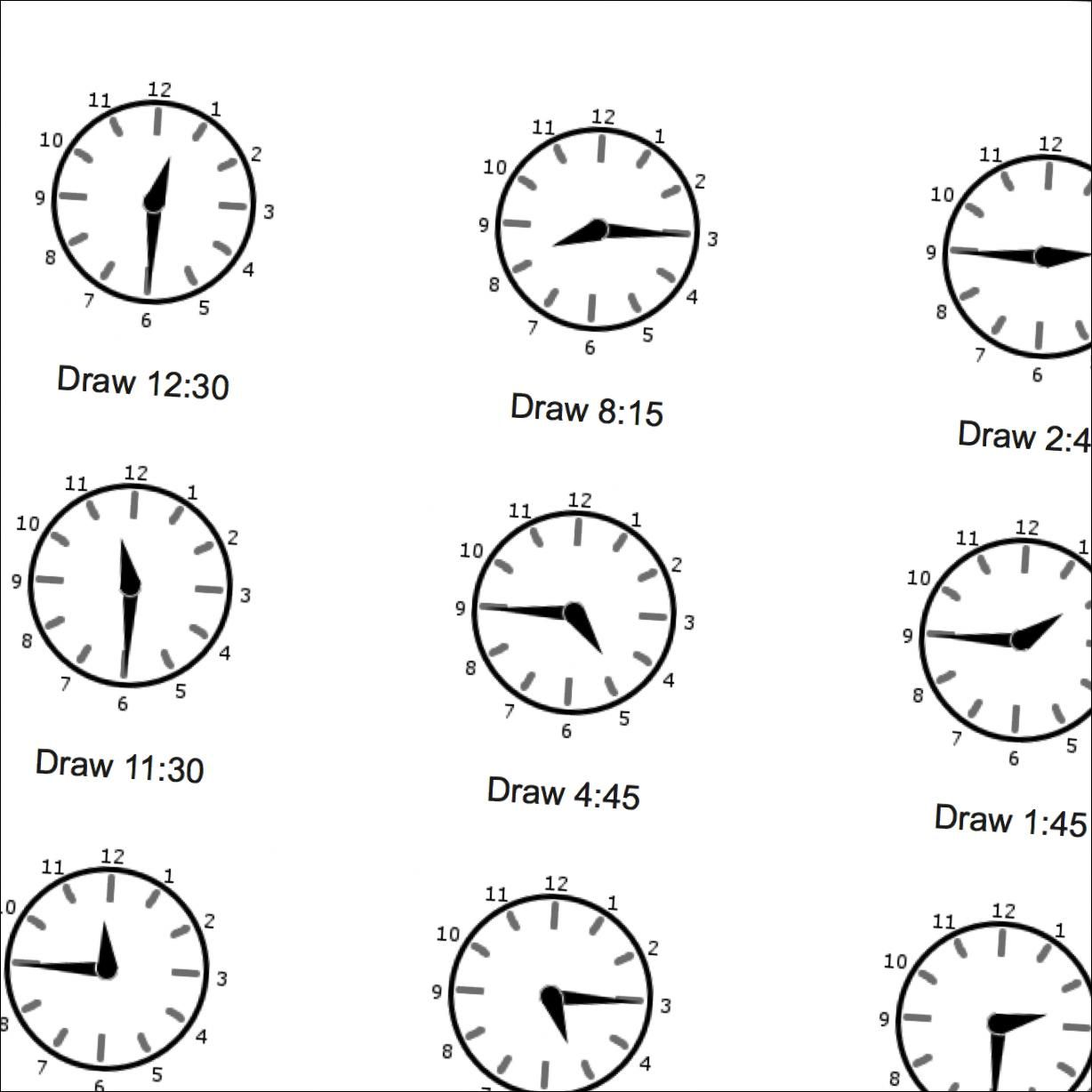 Math Worksheetsog Time Worksheets Telling Time At