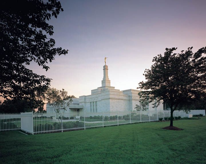 Columbus ohio lds temple with images lds temple