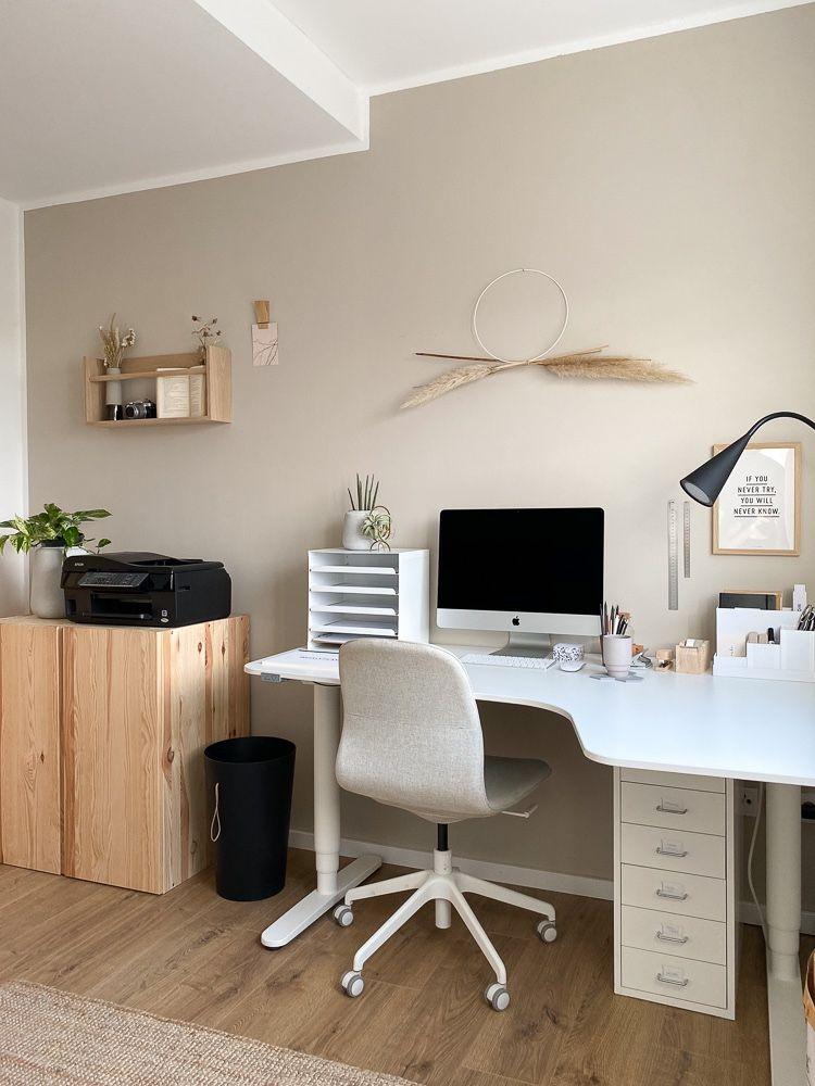 Arbeiten von zu Hause: Über mein neues Home Office, Selbständigkeit und ein paar persönliche Tipps! »