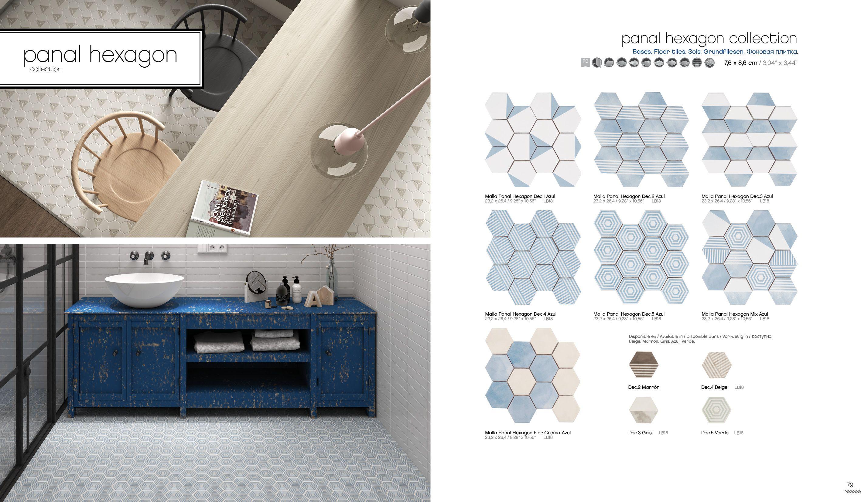Pin De Cevica S L En Panal Hexagon Collection En 2019