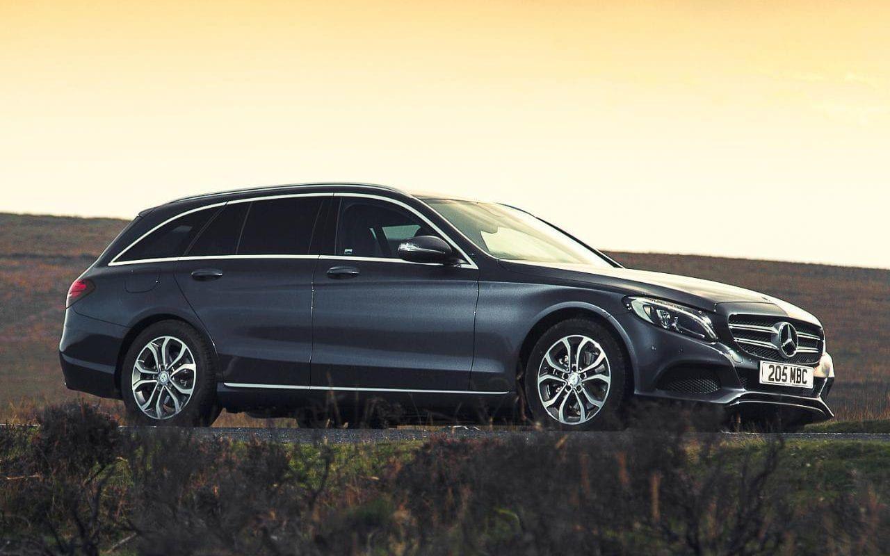 Mercedes C-class Estate review: smarter than an Audi A4 Avant ...