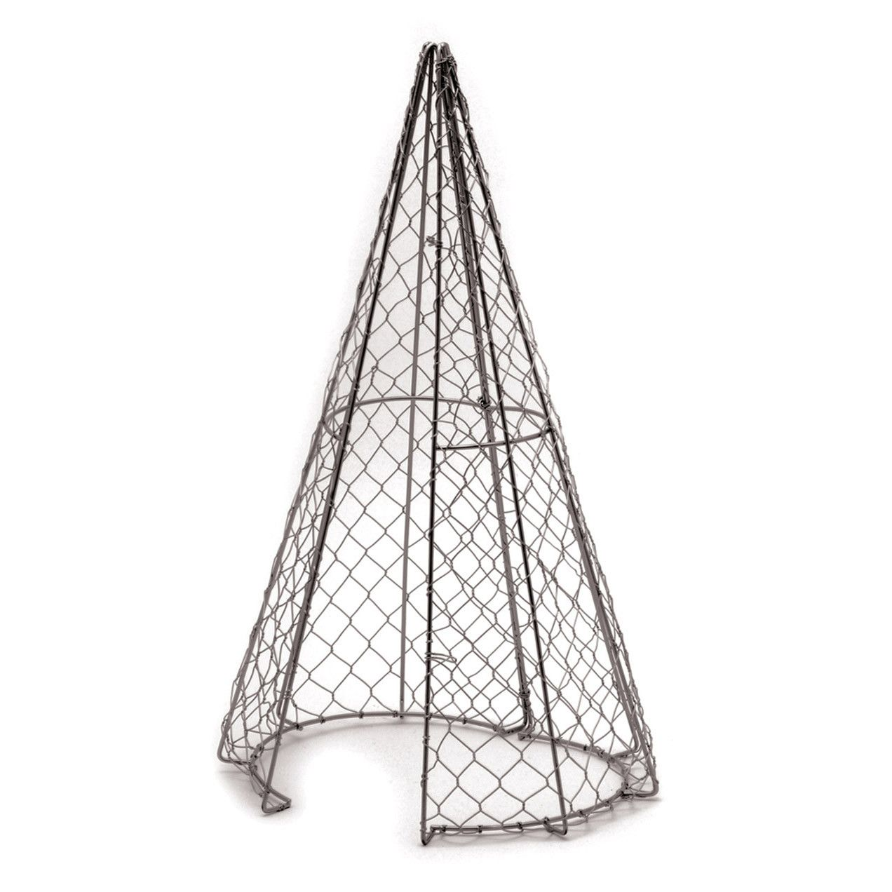 Topiary Frame - Cone | Topiary | Pinterest | Topiary, Garden and ...