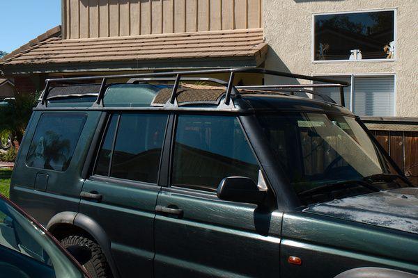 Custom Discovery Roof Rack Erik Burrows Com Land Rover Discovery 2 Roof Rack Land Rover