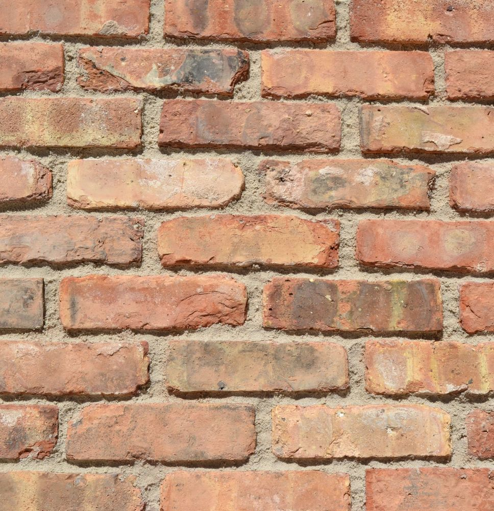 Thin Used Chicago Antique Face Brick Veneer Bricks