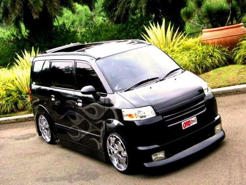 Modif Suzuki Apv Hitam Cars And Motorcycles