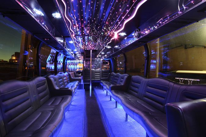 Why Rent A Party Bus For Your Birthday Bash Party Bus Party Bus Birthday Bus Interior