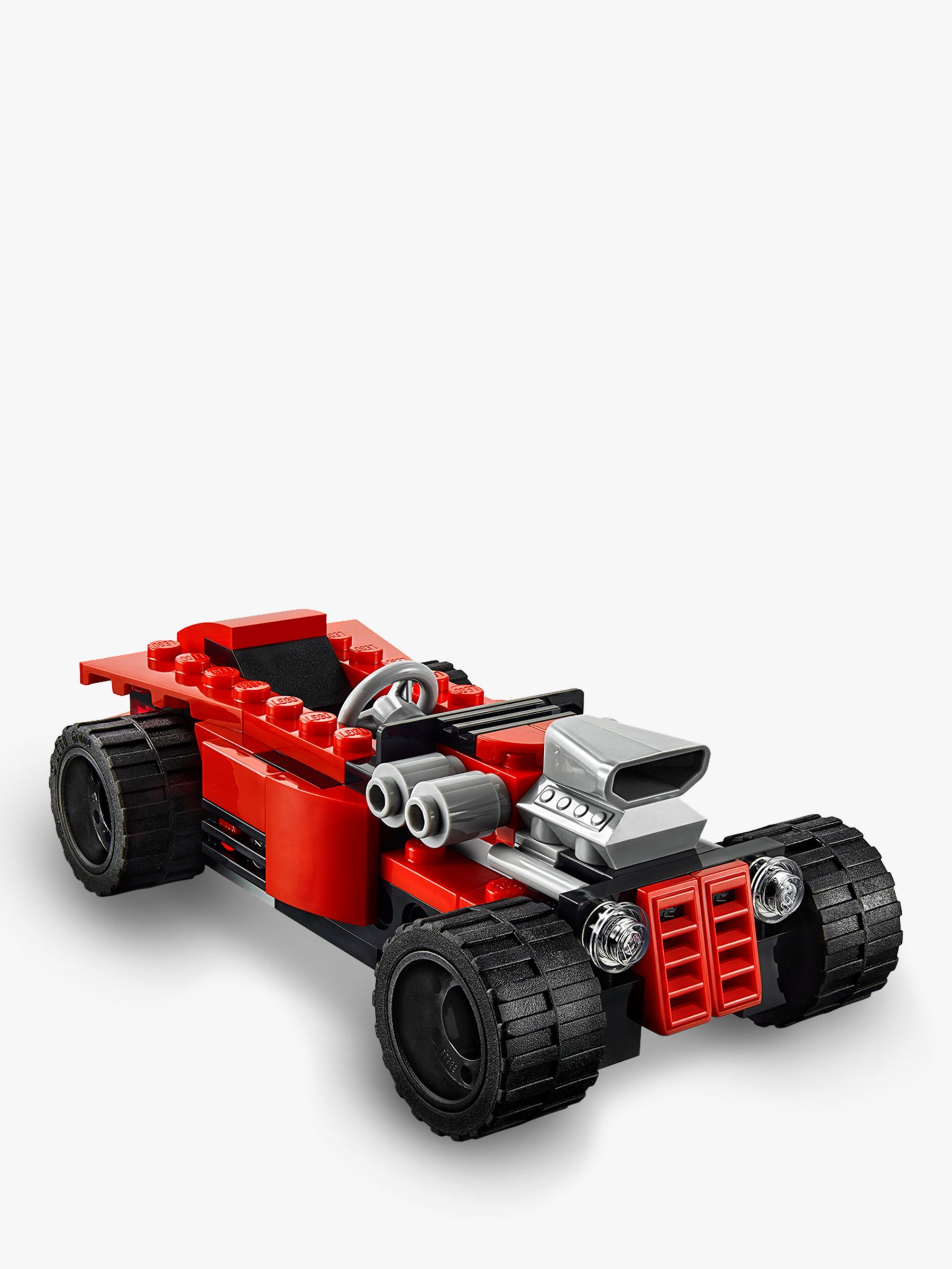 LEGO Creator 31100 3 in 1 Sports Car Hot Rod Old Time