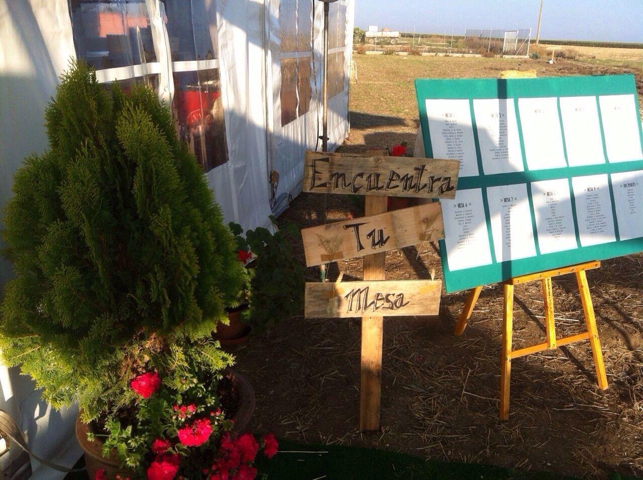 #carpa para una #boda celebrada en la Bodega Dehesa de los Canónigos