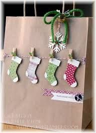 Image Result For Brown Paper Bag Decorated For Baby Girl Holidays