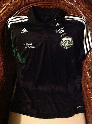 Portland Timbers MLS USA Soccer Polo Shirt New With Tags