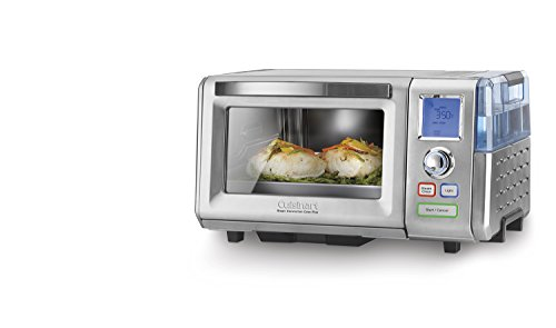 Cuisinart Cso 300n1 Steam Convection Oven Stainless Steel Best Portable Ice Makers Reviews Countertop Convection Oven Toaster Oven Cooking Oven Cooking
