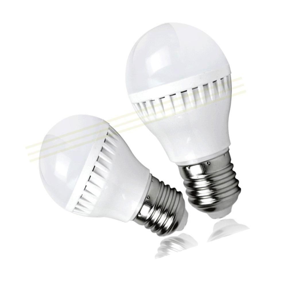 1pcs High Power Lamparas Led Light Bulb E27 2835 Smd 5730 3w 5w