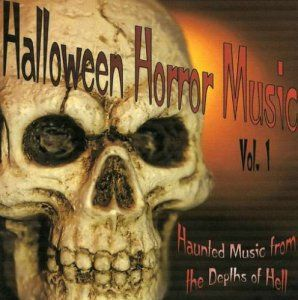 HALLOWEEN HORROR MUSIC VOL. 1-MUSIC FROM THE DEPTHS OF HELL