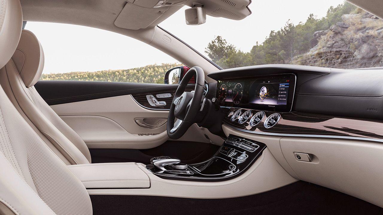 The New E Class Coupe Mercedes E Class Coupe Mercedes E Class