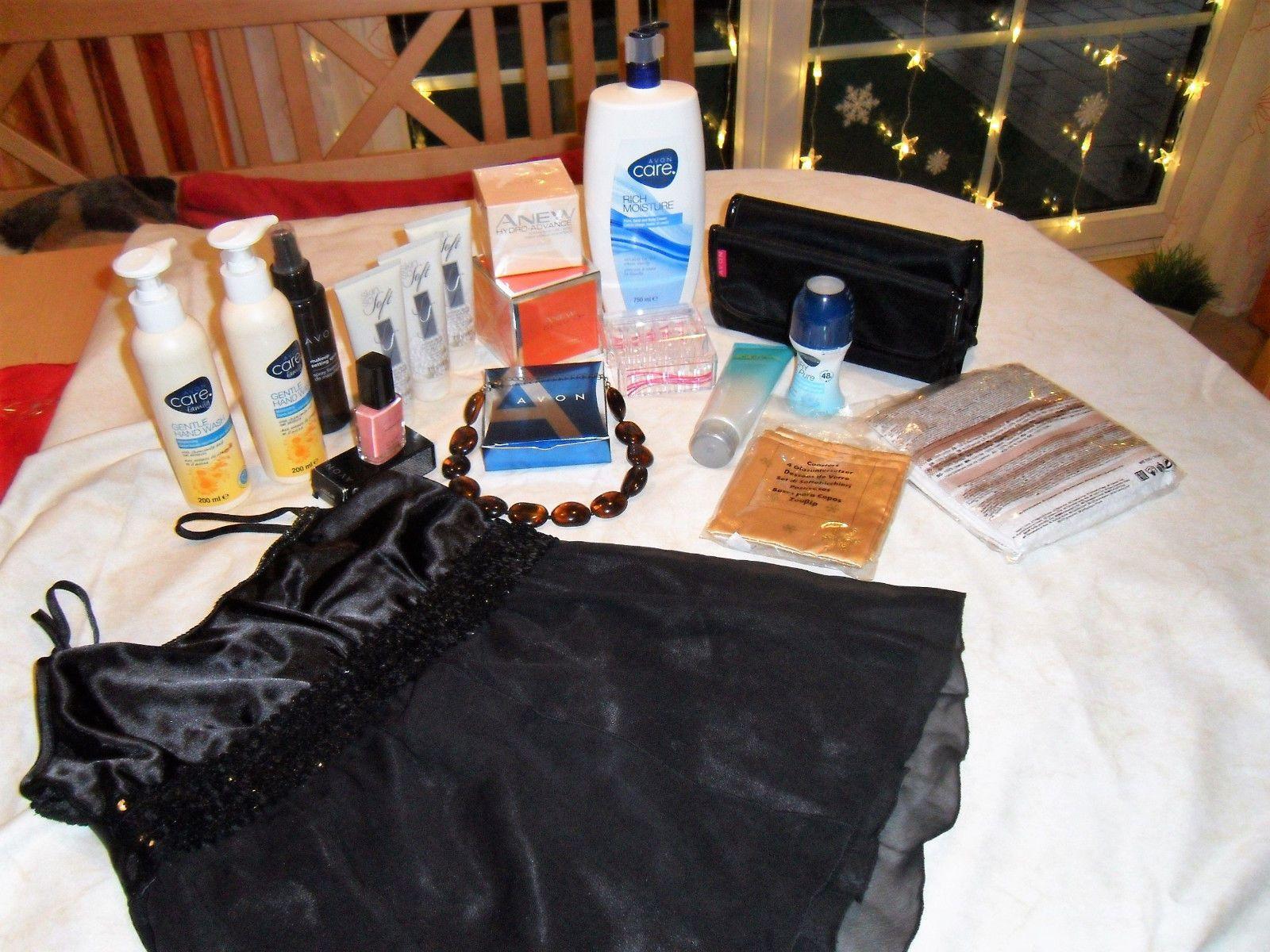 Avon Paket Mit Verschiedenen Produkten Korperpflege Gesichtspflege