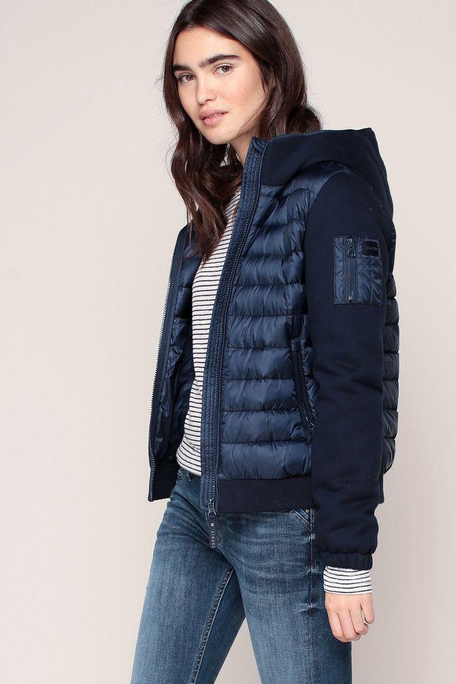 Manteau doudoune femme esprit