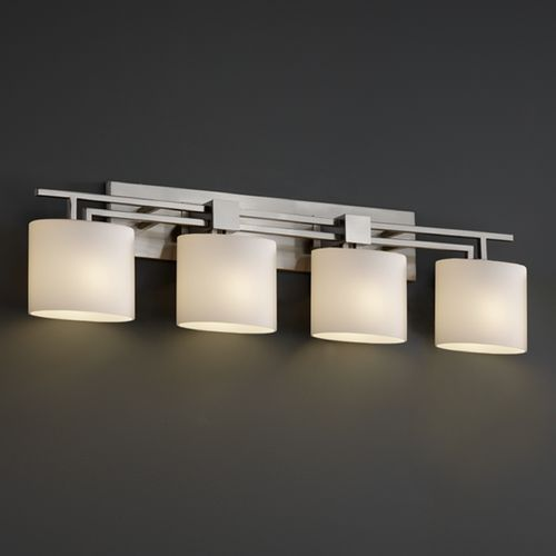 Justice Design Bathroom Lighting Justice Design Group Fusion Collection Bathroom Light  Group