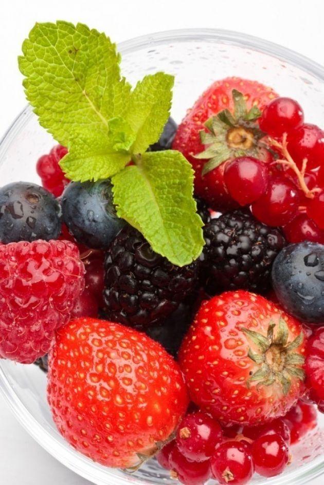 granita di frutta