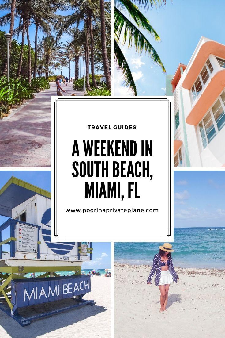 A Weekend In South Beach Miami Walt Disney World Orlando