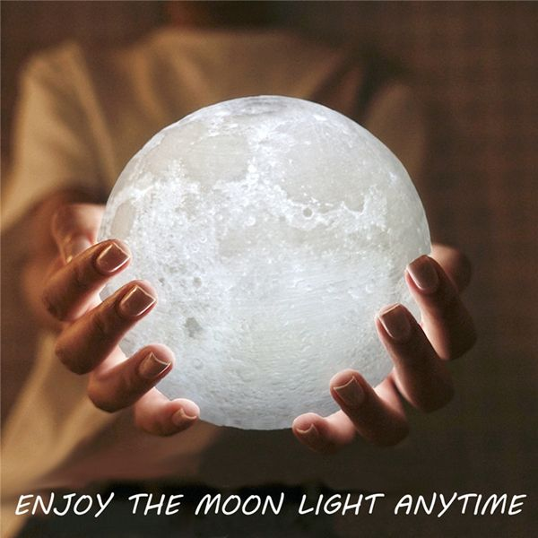 Happy Birthday To Newchic Big Sale Reward You Huge Coupon Low Price Products Free Shipping Free Gifts Moon Nightlight Moon Light Lamp Night Light Lamp