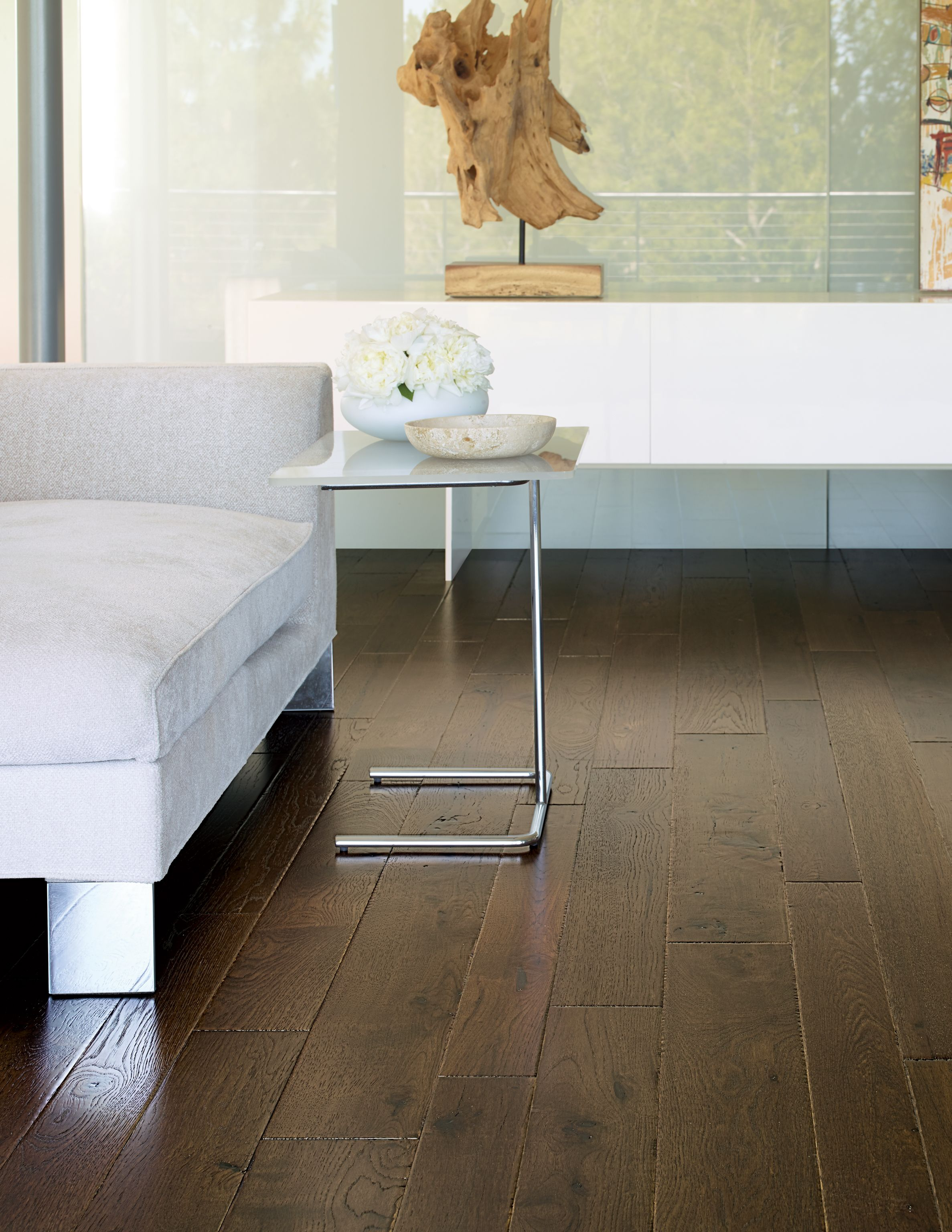 Palmetto Road Distressed Hickory Collection in Potomac
