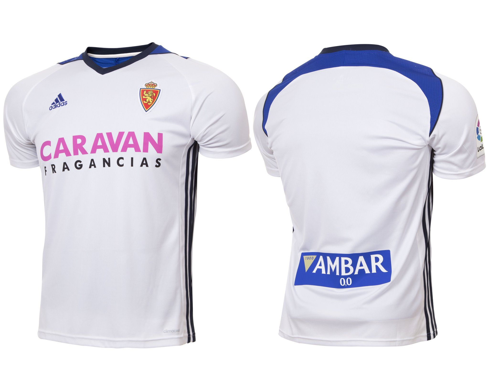 Real Zaragoza (@RealZaragoza) - Twitter - Camisetas, Camisas, Adidas